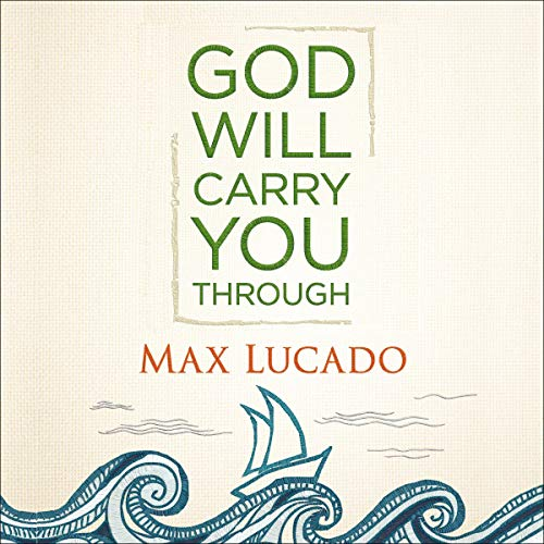 God Will Carry You Through audiobook cover art