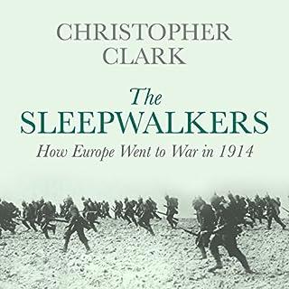 The Sleepwalkers cover art