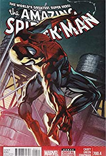 the amazing spider man 700.4