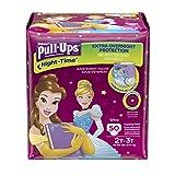 Huggies Pull-Ups Training Pants Nighttime - Girls - 2T-3T - 50 ct