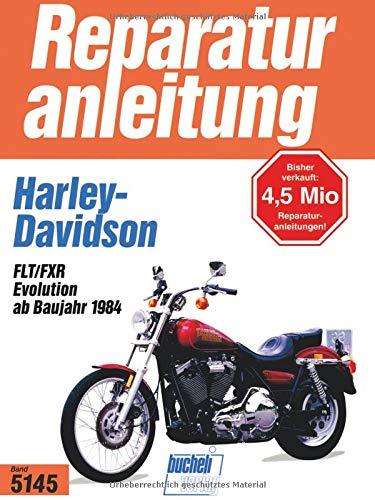 Harley-Davidson FLT/FXR Evolution Engine 1340 (ab Baujahr 1984) (Reparaturanleitungen)