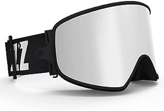 afeb2772fb GG-Ski Goggles Salomon Aksium Access Esquí Unisex, Compatible con Gafas De  Vista,