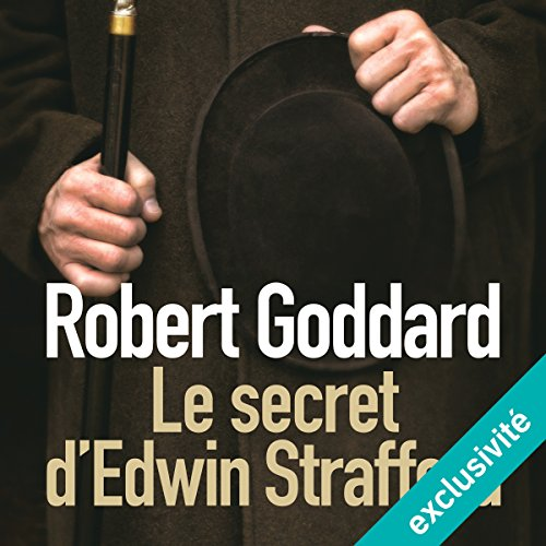 Le secret d'Edwin Strafford audiobook cover art
