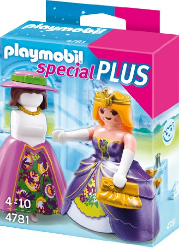 Playmobil 4781 - Prinzessin mit Ankleidepuppe