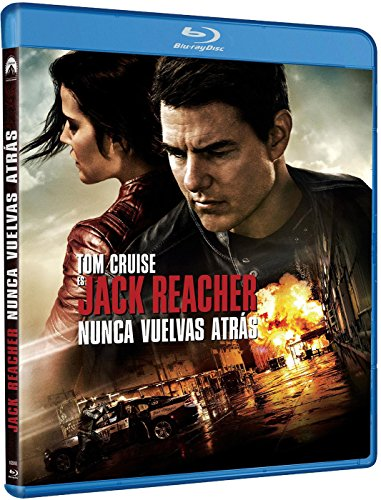 Jack Reacher 2: Nunca Vuelvas Atrás [Blu-ray]