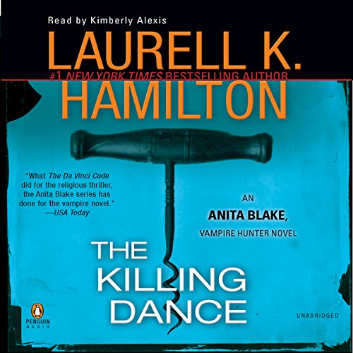 The Killing Dance audiobook cover art