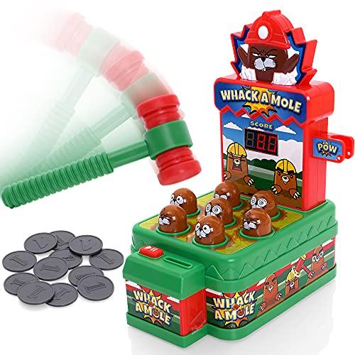 Tevo Whack A Mole Game - Electro...