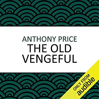 The Old Vengeful audiobook cover art
