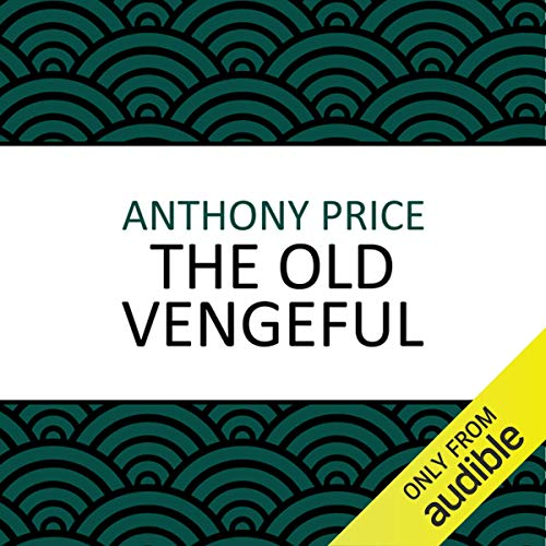 Couverture de The Old Vengeful