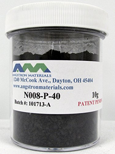 Angstron Materials N008-P-40 Graphene Powder, 10 g