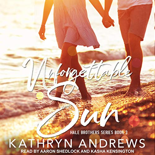Unforgettable Sun audiobook cover art