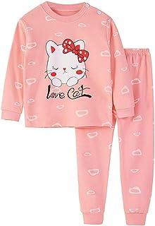 Hibobi Cotton Tops+Pants Set for Baby Boys girls Cat Print Outfits Handsome Kids Yellow Stripe
