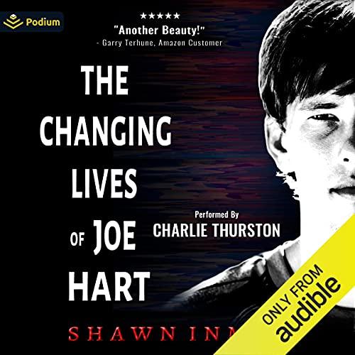 The Changing Lives of Joe Hart copertina