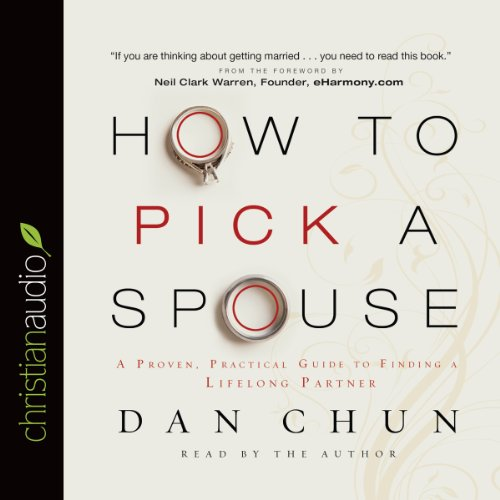 How to Pick a Spouse audiobook cover art