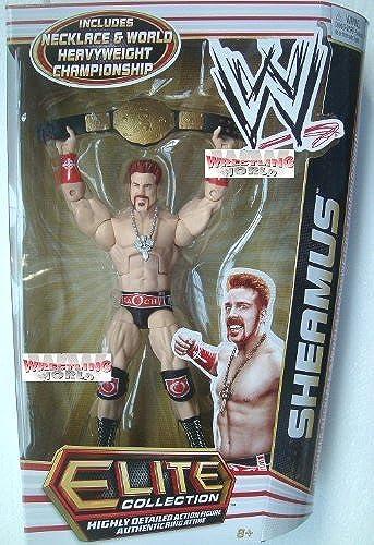 venta con alto descuento Mattel WWE Serie 17 Elite Collector Sheamus Sheamus Sheamus Figura  precio razonable