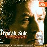 Dvorak/Suk;Serenades for Strin