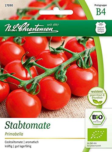 Bio Tomate \'Primabella\' Saatgut Samen (Cocktailtomate, aromatisch)