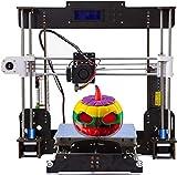 CTCA Kit stampante 3D fai da te,Versione aggiornata Prusa I3,stampanti 3D desktop,supporto per scheda SD