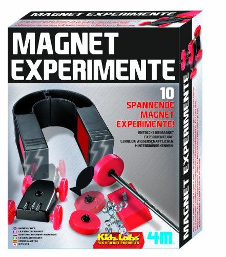 HCM Kinzel 4M 68111 - Magnet Experimente