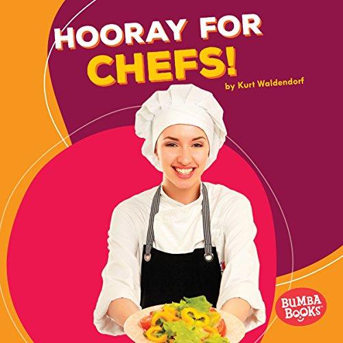 Hooray for Chefs! copertina