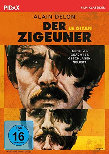 Der Zigeuner (Le gitan) / Packender Krimiklassiker mit Starbesetzung (Pidax Film-Klassiker)