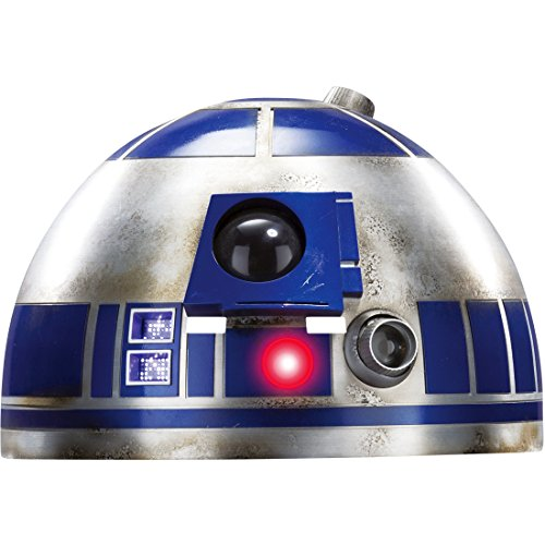 NET TOYS Careta R2-D2 | Antifaz de Cartn | Mscara Star Wars | Mascarilla Robot