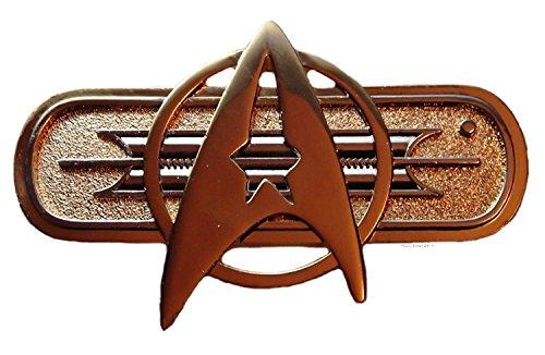 Star Trek Erwachsene Film Föderation Uniform Brust Insignia Pin