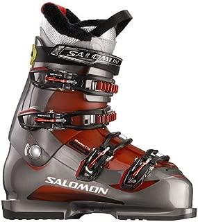 Salomon Mission 770 Men's Ski Boots Charcoal-Red 31.0