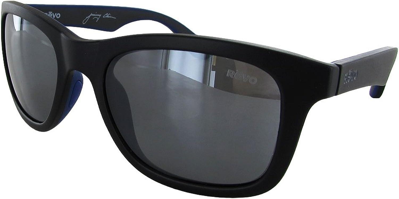 Revo Huddie RE 1000 Women's Polarized Wayfarer Sunglasses