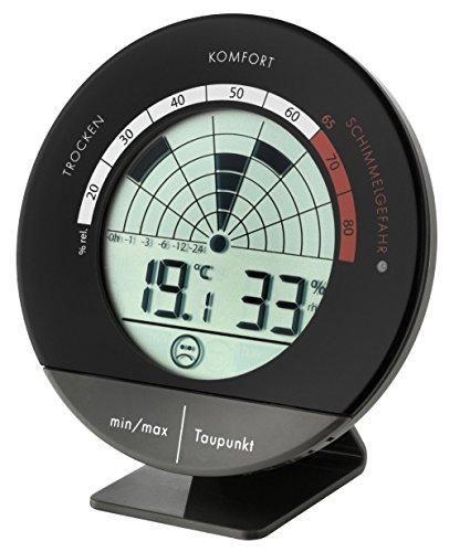 Schimmel-Radar TFA 30.5032 Thermo-Hygrometer (Grau)