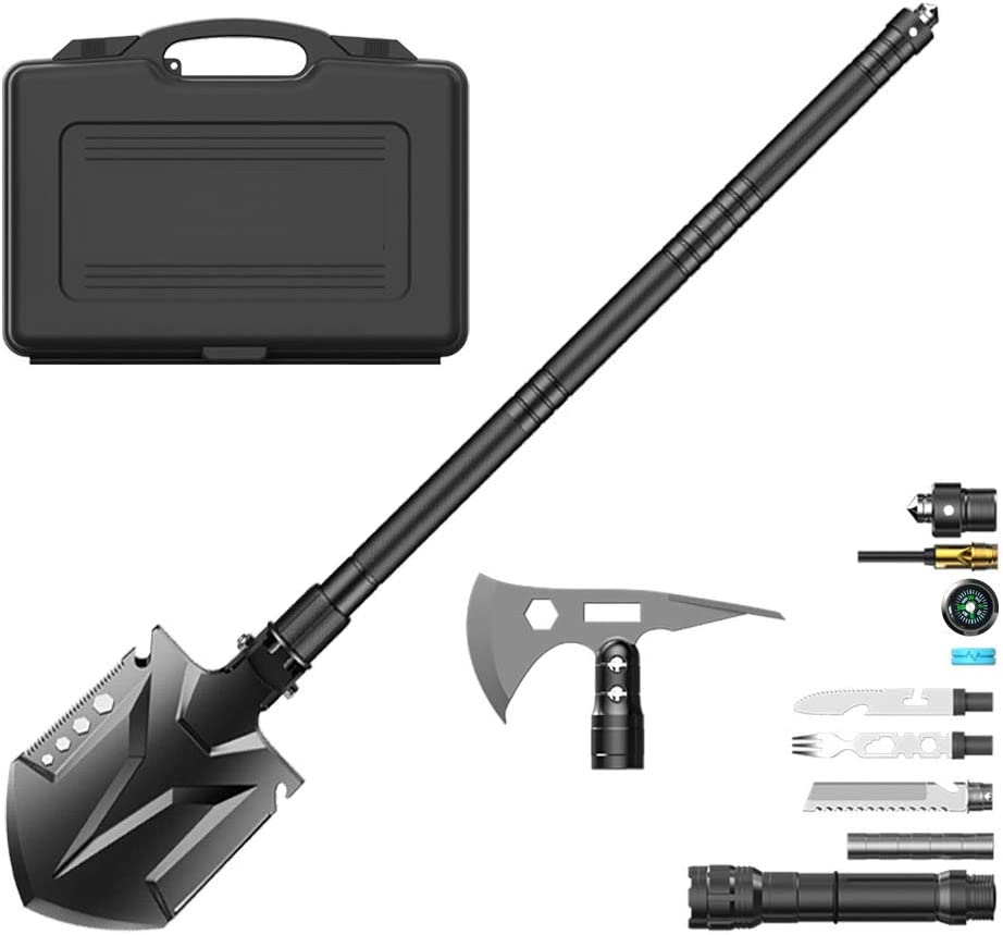 ChefsCloset Survival 5% OFF Shovel and Camping Tool Axe Steel Stainless Ranking TOP3