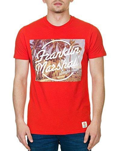 Franklin & Marshall Camiseta Manga Corta Crudo M