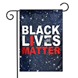 dfjdfjdjf Flagge/Fahne Outdoor Flags Black Lives Matter Summer Garden Flag Wedding Yard Outdoor Decor Lawn