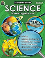 Teacher Created Resources Standards-Based Science Investigations Grade 3 [並行輸入品]