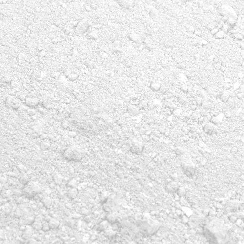 Lebensmittelfarbe Puder Weiß / White