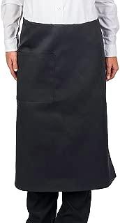 long bistro apron