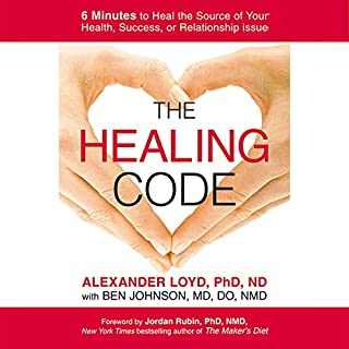 The Healing Code audiobook cover art