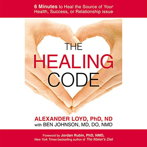 The Healing Code     6 Minutes to Heal the Source of Your Health, Success, or Relationship Issue              By:                                                                                                                                 Alexander Loyd                               Narrated by:                                                                                                                                 Stephen Bowlby                      Length: 9 hrs and 6 mins     343 ratings     Overall 4.2
