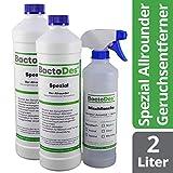 BactoDes Spezial 2l | Allround Geruchsentferner | Urin-Geruchsneutralisierer