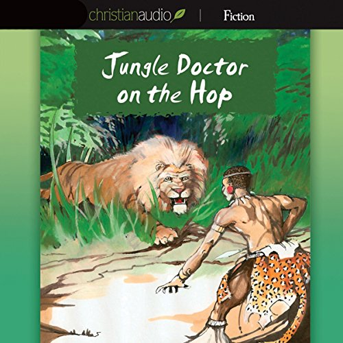 Jungle Doctor on the Hop audiobook cover art