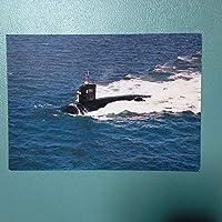 海上自衛隊 潜水艦たかしお ポストカード5枚セット
