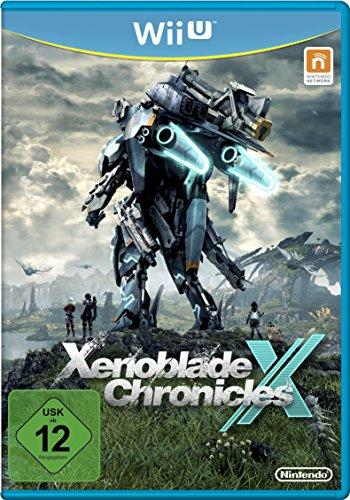 Xenoblade Chronicles X [Importación alemana]