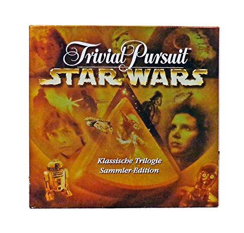 Hasbro 40825100 - Trivial Pursuit Star Wars Klassische Trilogie