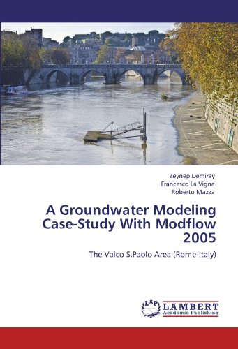 A Groundwater Modeling Case-Study With Modflow 2005: The Valco S.Paolo Area (Rome-Italy)