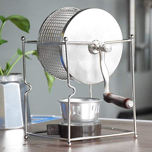 Kaffeeröster, manueller Kaffeeröster, Handbuch mit Griff Mini Cafe zum Backen von Kaffee zu Hause