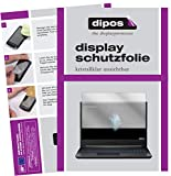 dipos I 2x Screen Protector compatible with Medion Erazer