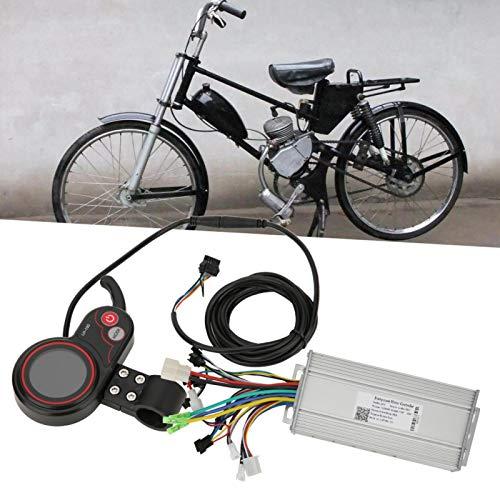 T-Day Controlador de Interruptor de Cambio LCD, Controlador de Bicicleta y LCD, Controlador LH100 36V 1000W e Interruptor de Cambio LCD para Scooter eléctrico Bicicleta de montaña