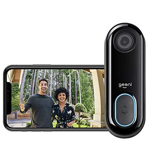Geeni smart doorbell camera