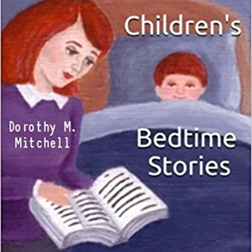 Children's Bedtime Stories audiobook cover art
