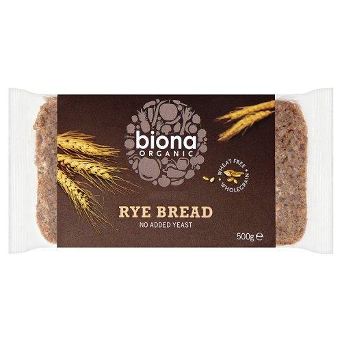 Biona Organic - Rye Bread - 500g
